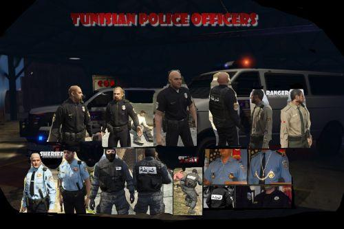 82badd pack tunisian cops