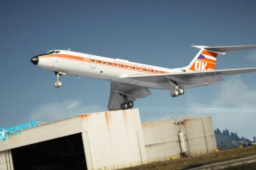 Tupolev Tu-134B-3 [Add-On | Liveries]