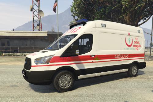 Türk Ambulans/Turkish Ambulance [ELS] [REPLACE]