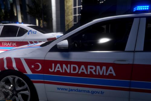 Türk Jandarma Trafik 2020