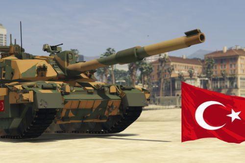 Türk Kara Kuvvetleri Challenger 2 / Turkish Land Forces Challenger 2