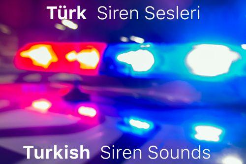 Türk Siren Sesleri - Turkish Siren Sounds