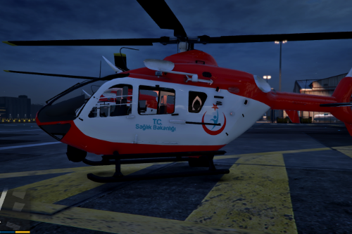 Turkish Air Ambulance - Türk Hava Ambulansı