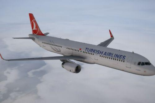 Turkish Airlines A321-231 [IAE] Livery Pack