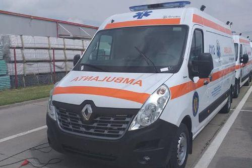 Turkish/Romanian Ambulance Siren - Armas Electronic Siren