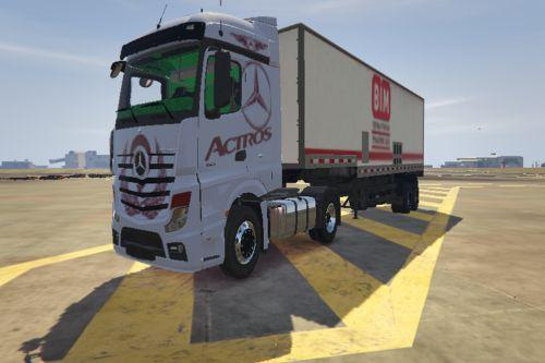 Turkish Trailers Bim Texture