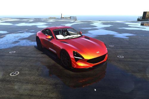 TVR Griffith 2019 1.0 [Add-On]