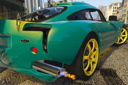 TVR Sagaris [Add-On / Replace]