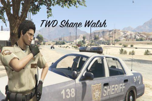 TWD Shane Walsh Addon-Ped (Updated)
