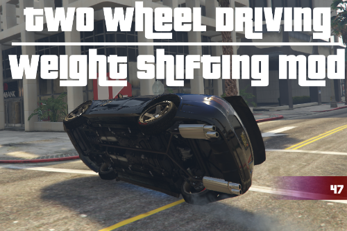 Two Wheel Driving / Weight Shifting