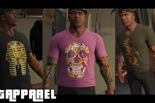 GTapparel - Tattoo Sleeves & graphic Ts