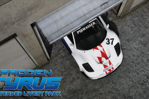 Tyrus Extended Livery Pack