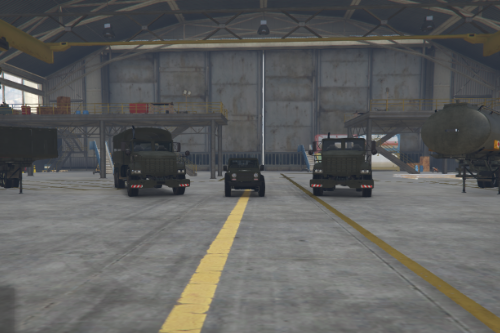 U.S. Army textures for vanilla army vehicles