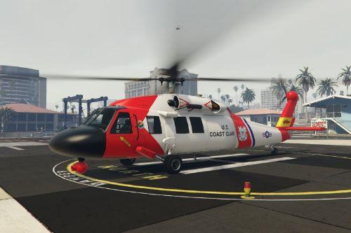 U.S. Coast Guard Annihilator [LORE-FRIENDLY | LIVERIES]