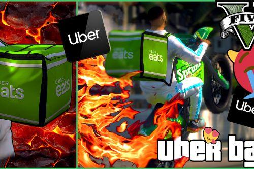 Uber delivery bag [Exclusive] | for Franklin