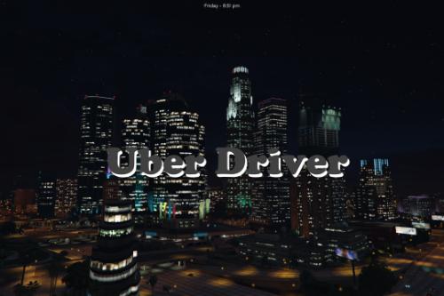 Uber Driver Mod