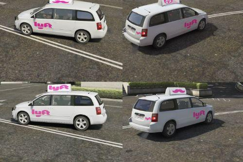 Uber/Lyft 2008 Dodge Grand Caravan