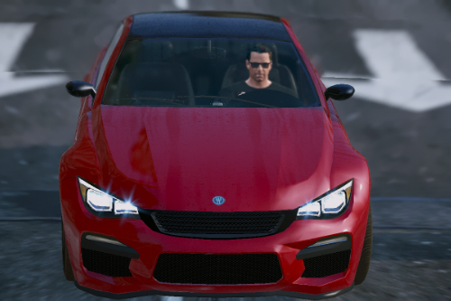 Ubermacht Sentinel pack (sedan & coupe) [Add-On]