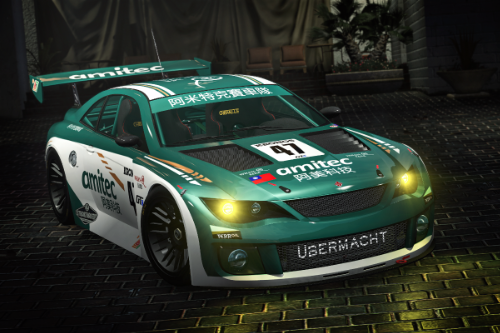 Ubermacht Zion GT-C [Add-On | Liveries | Sounds]
