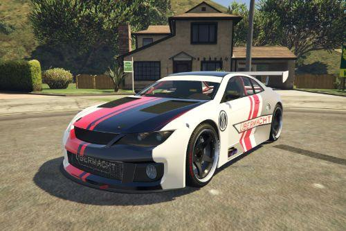 Ubermacht Zion GTC Livery