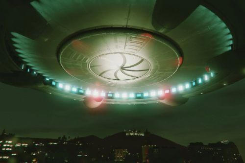 Ufo Invasion [Menyoo]