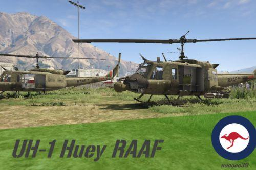 UH-1 Huey Royal Australian Air Force Minipack [ADDON]