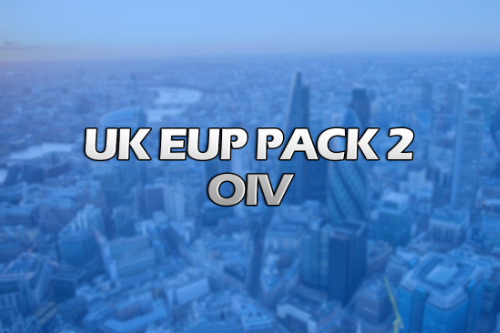 UK EUP Pack 2 OIV