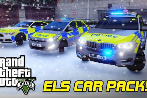 UK/MET Police Car Pack [ELS]