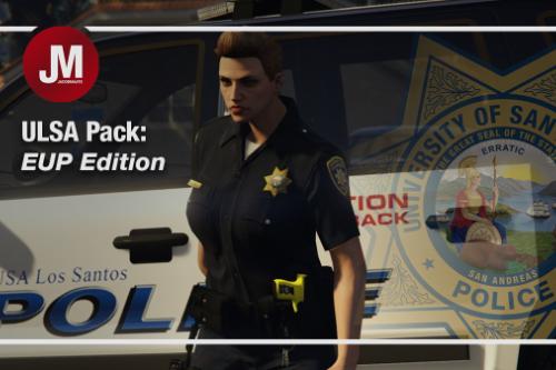 ULSA Emergency Pack: EUP Edition