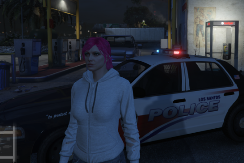 Ultimate Female Police Pack [Skin Control]