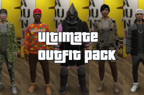 Ultimate Outfit Pack [Menyoo]