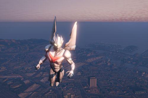 Ultraman Noa [Add-On Ped]
