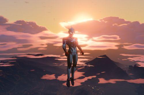 Ultraman X [Add-On Ped]