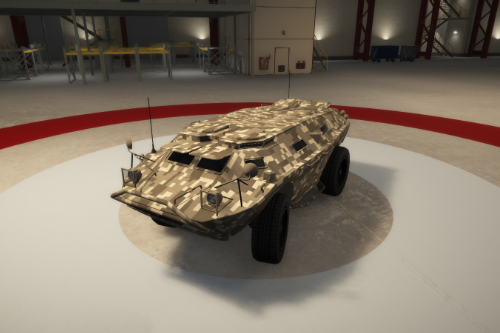 Unarmed APC [REPLACE]