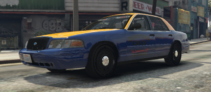 Undercover Taxi