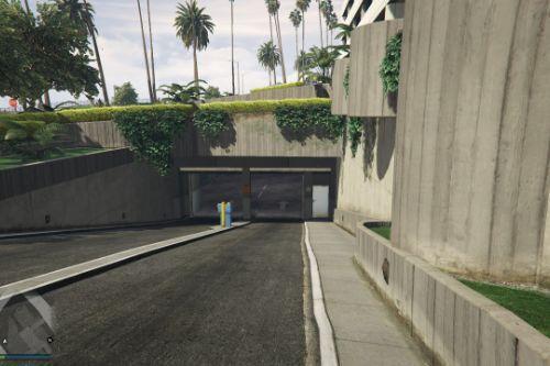 [MLO] Underground carpark hotfix [Add-on & FIVEM & SP]