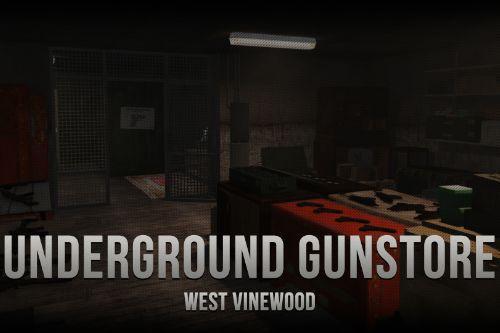 [MLO] Underground Gun Store [SP/FiveM]