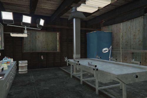 Underground hospital - Paleto Bay [YMAP]