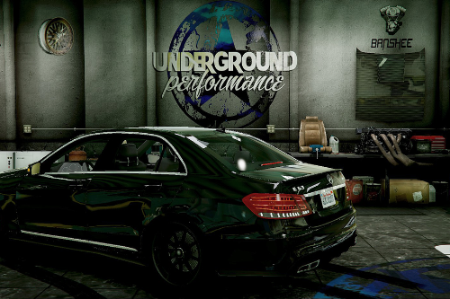Underground Performance - Los Santos Customs replacement