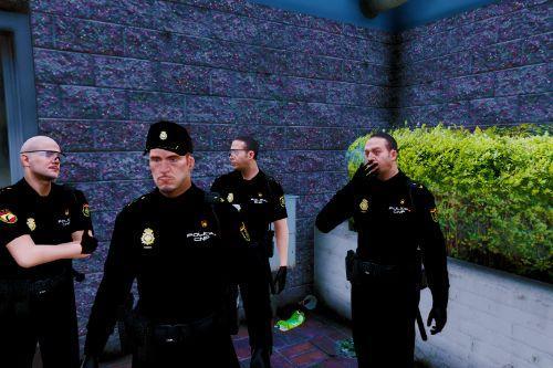 Uniform - Policía Nacional UPR - CNP (Spanish Police)
