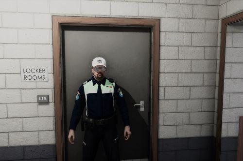 Uniforma Politia Rutiera (Design Nou)