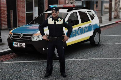 Uniforma Noua Politia Romana