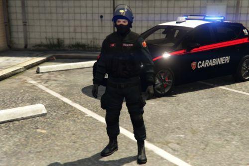Uniforme Carabinieri - Compagnia di intervento operativo | Antisommossa