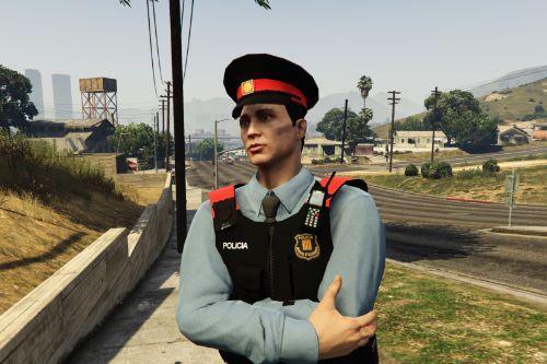 Uniforme Mossos d'Esquadra - Catalan Police Uniform
