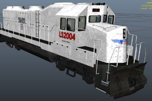 Union Pacific livery for Freight Train