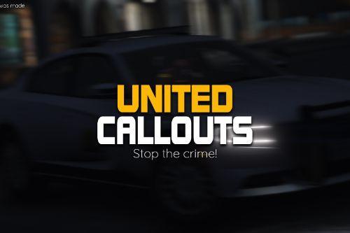 UnitedCallouts - LSPDFR Plugin