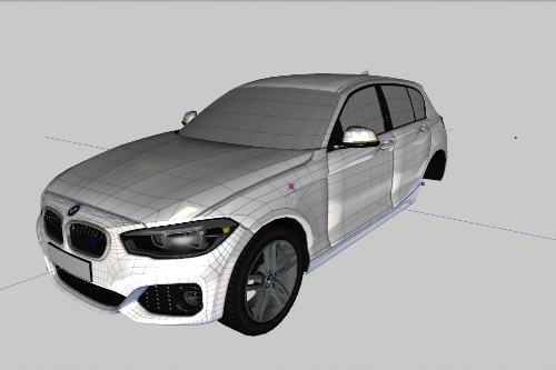 Unlocked BMW 1 Series [DEV | TEMPLATED]