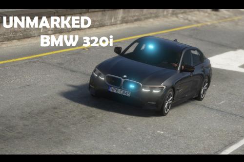 Unmarked BMW 320i Polskiej Policji [ELS]