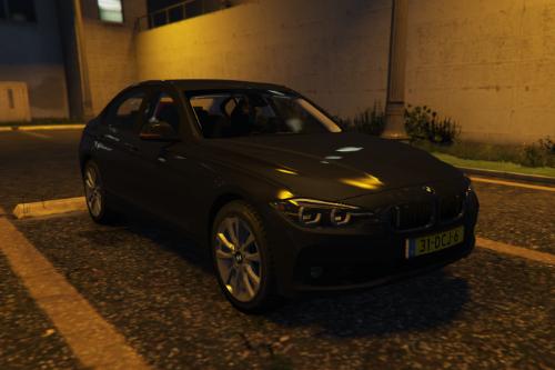 Unmarked BMW 330D Saloon 2018 - Nederlandse Politie [ DUTCH / NL ]