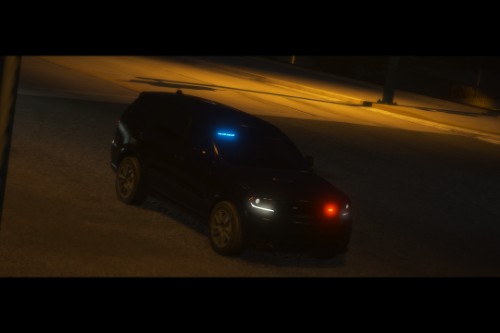 Unmarked Dodge Durango 2018 [Add-On | ELS]